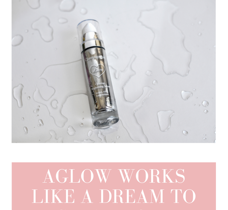 aGlow Is Acne's Worst Nightmare!